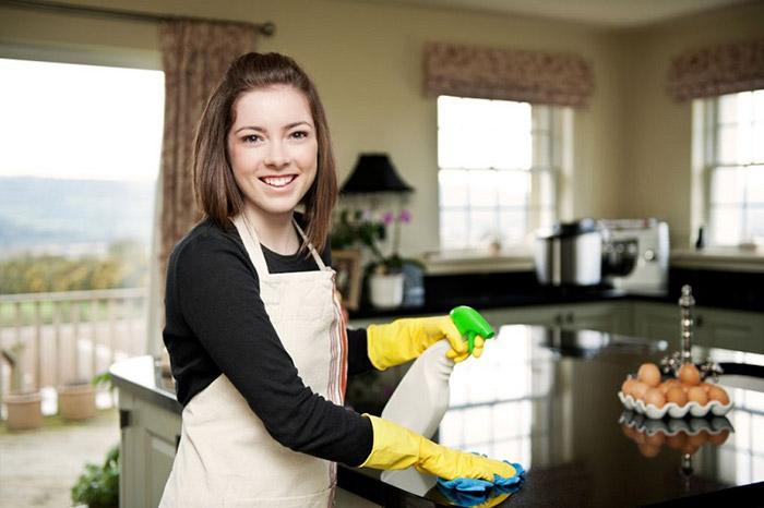 Giúp việc bán thời gian có nhiều ưu điểm cho chủ nhà và người giúp việc