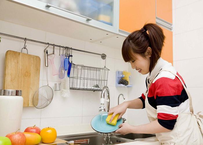 Một số công việc mà người giúp việc nhà phải làm