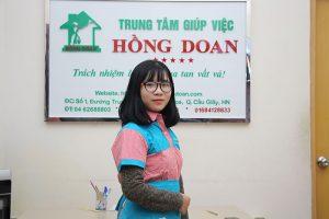 Trung tâm Giúp việc Hồng Doan cung ứng dịch vụ giúp việc sinh viên uy tín