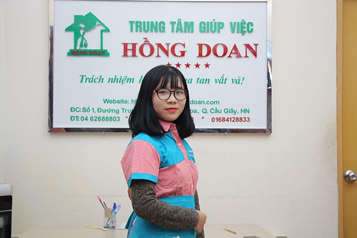 Trung tâm Giúp việc Hồng Doan cung ứng dịch vụ giúp việc uy tín