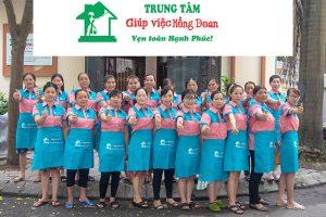 Trung tâm Giúp việc Hồng Doan - địa chỉ cung cấp người giúp việc uy tín